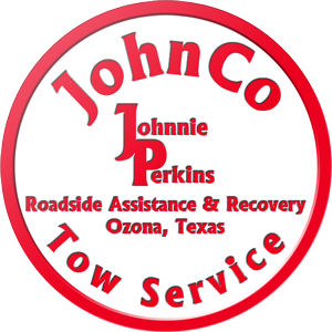 JohnCo Wrecker & Towing Service - Wrecker & Towing Service Serving Crockett County, Eldorado, Ozona, Sheffield, Sonora, Texas & surrounding areas. -325-392-9200