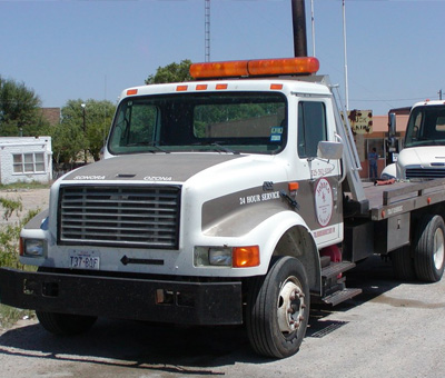 Wrecker & Towing Service Serving Ozona, Crockett County, Eldorado, Ozona, Sheffield, Sonora, Texas & Surrounding Areas